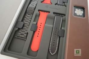 Gefüllt mit Watch-Bänder