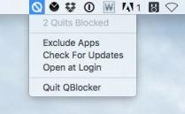 QBlocker Mac
