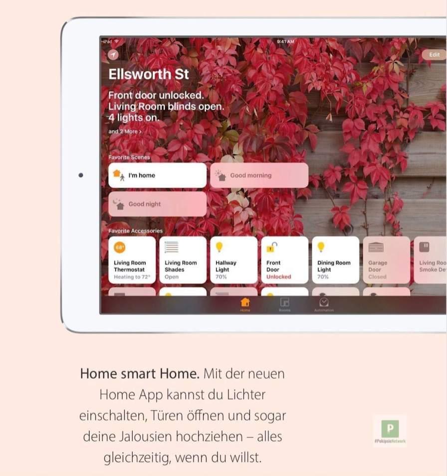 Die neue Home App