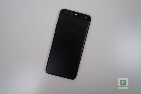 Die Rückseite vom Huawei P10