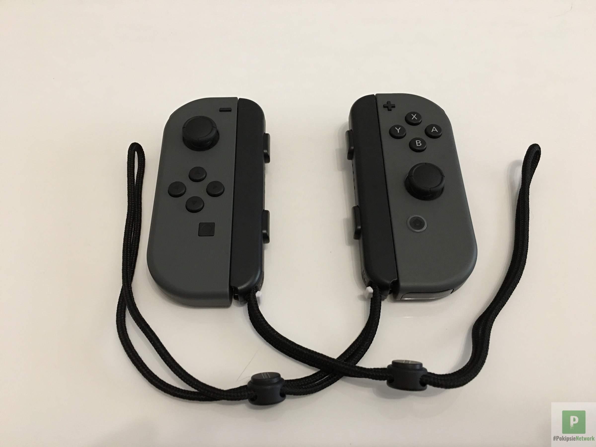 Nintendo Switch Testbericht Pokipsies Digitale Welt Telephone Switcher Joy Con Mit Handgelenksschlaufe