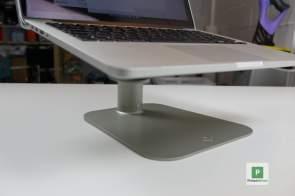 HiRise im Einsatz mit meinem MacBook
