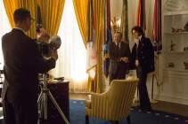 Richard Nixon (Kevin Spacey), Elvis Presley (Michael Shannon),