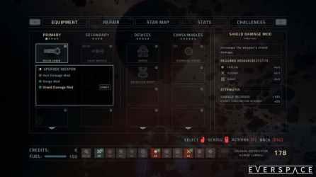 Waffen Upgrades