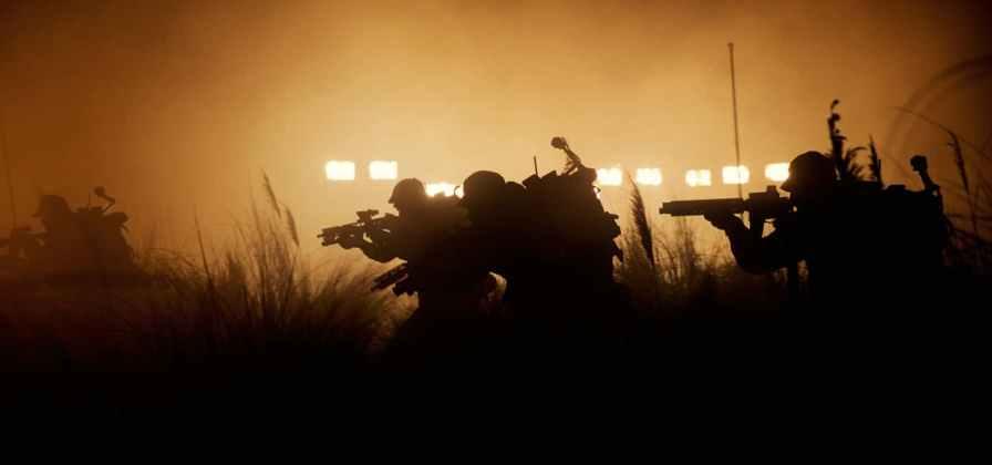 Das Militär rüstet auf