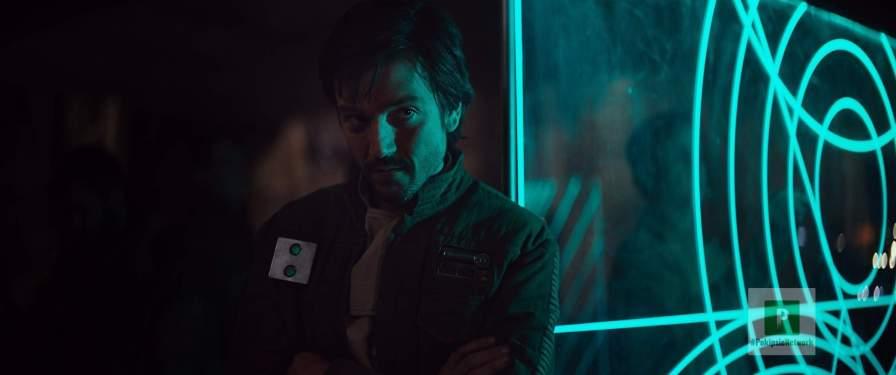 Captain Cassian Andor (Diego Luna)