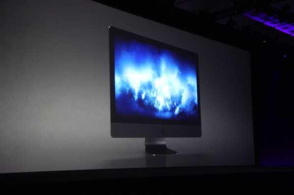 iMac Pro Teaser