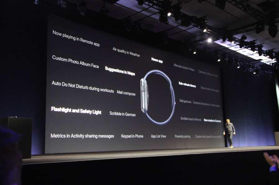 watchOS Features