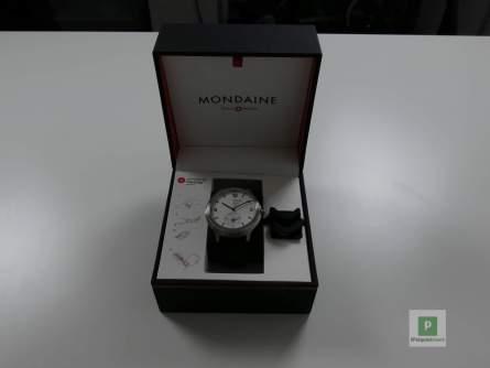 Uhrenpräsentation
