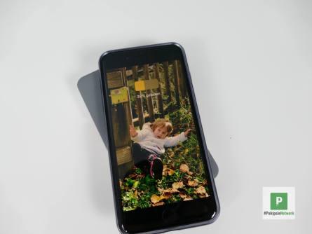 QI-Ladefunktion mit den neuen iPhone 8 Plus (jetzt auch in der Applewelt)