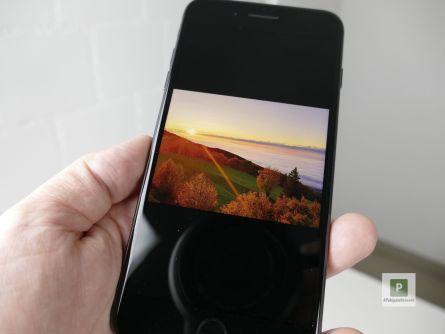 Bilder gemacht mit dem neuen iPhone
