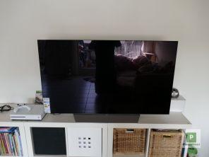 Der Fernseher in voller Grösse