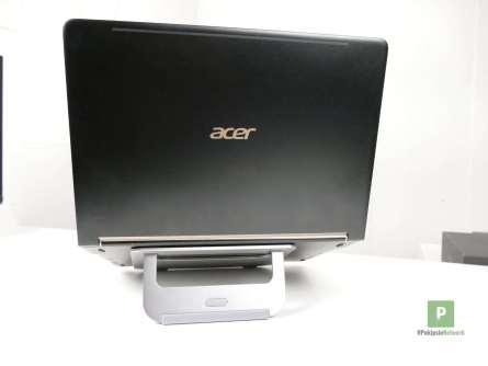 Im Einsatz mit meinem Acer Swift 7