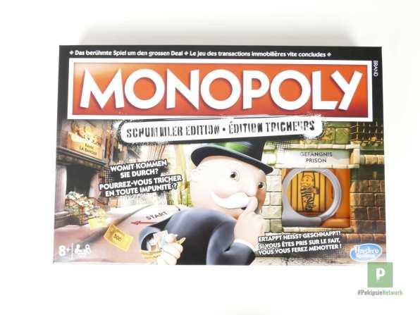 Monopoly die Schummel Edition