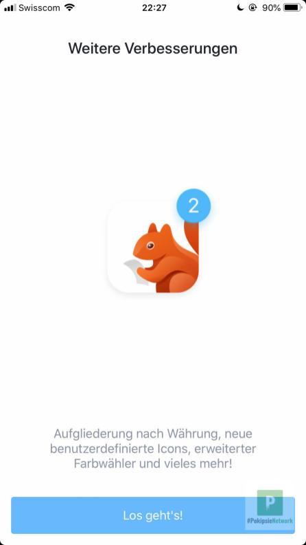 Auch das Icon könnt ihr individuell anpassen