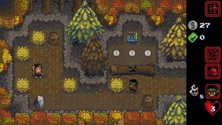 Stranger Things: The Game - Im Wald