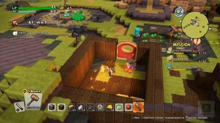 DQB2 ein Haus bauen