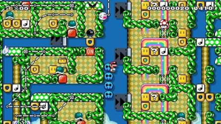 Super Mario Maker 2 Taschenrechner Level