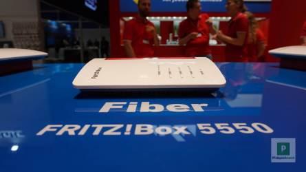 Fiber FRITZ!Box 5550