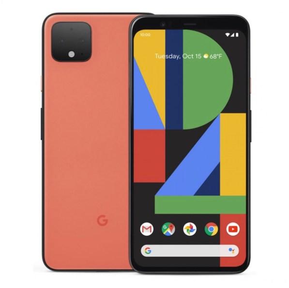 Google Pixel 4 XL Design