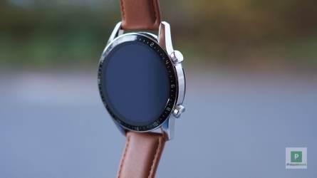 Dei Vorderseite der Smartwatch