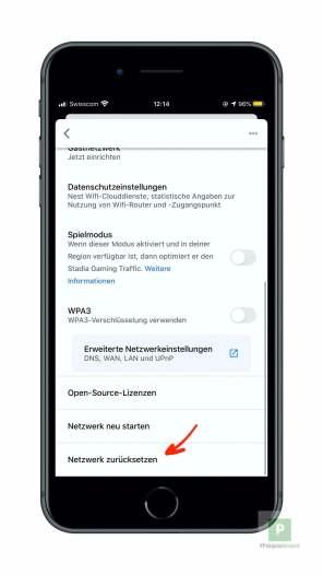 Google Nest WiFi zuruecksetzten - 3