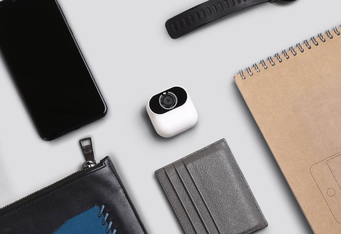 Xiaomi Mijia Small Silent AI Camera