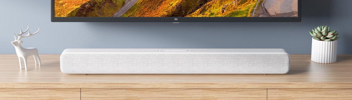 Soundbar Xiaomi, alternatywa dla kina domowego