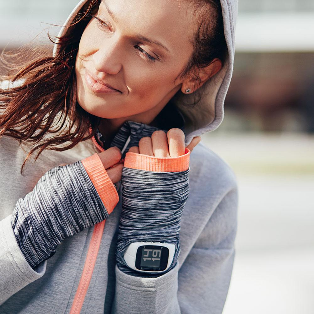 Polar M400 is designed for runners