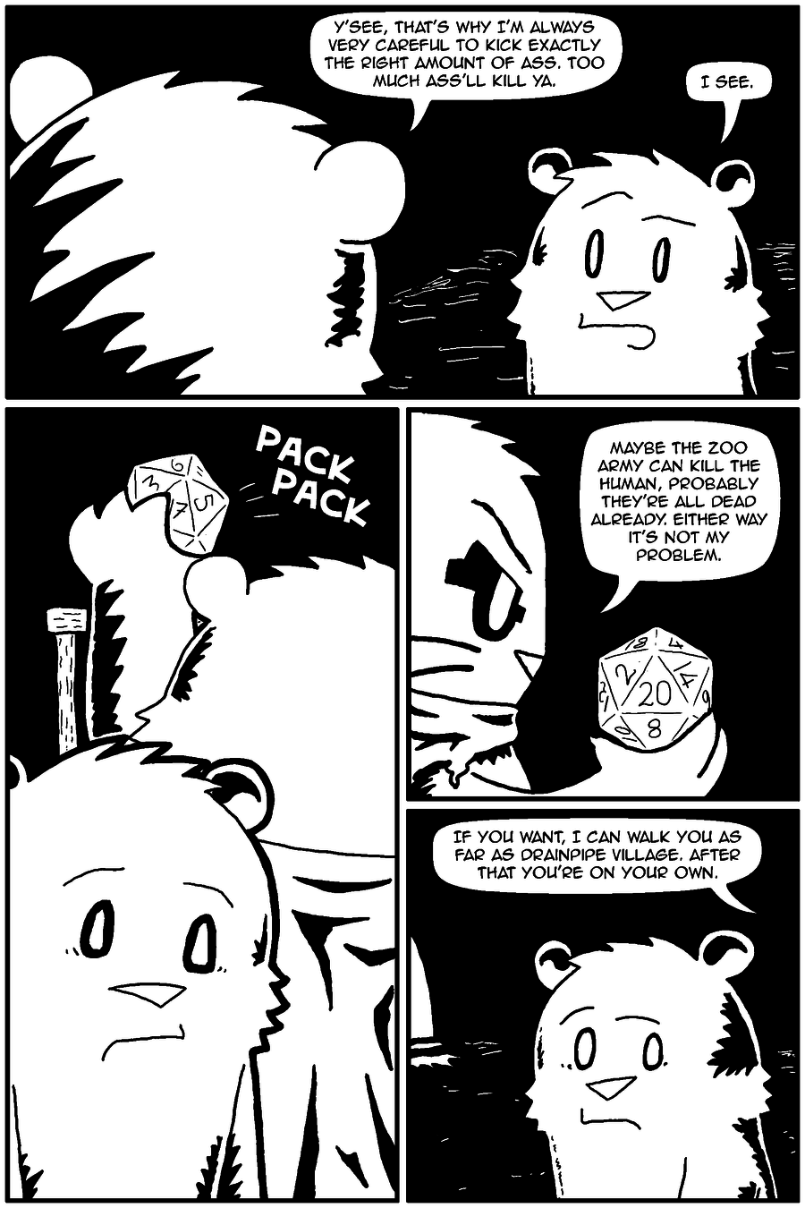 The Last Human Alive, Page 13