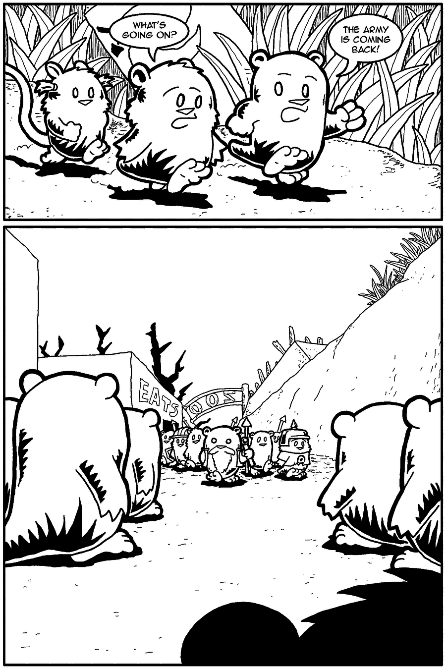 The Last Human Alive, Page 32