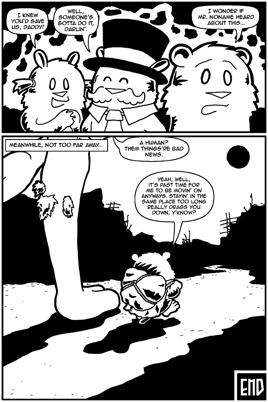 The Last Human Alive, Page 34