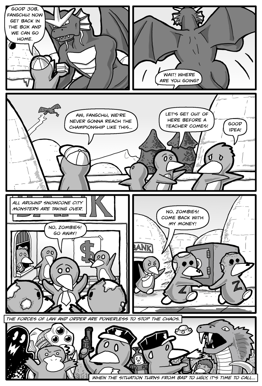 The Pet Monsters, Page 2