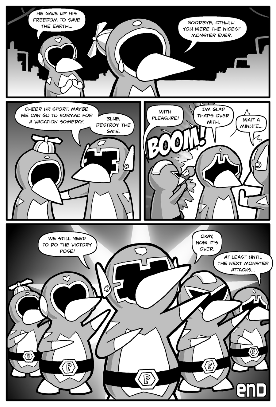 The Pet Monsters, Page 24
