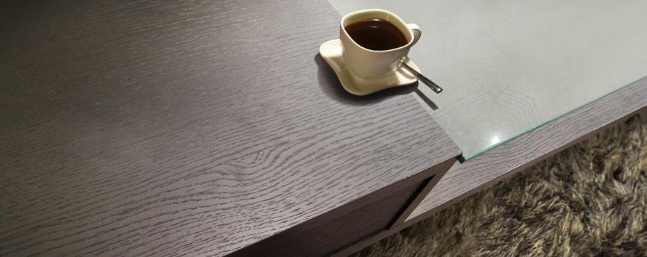 Polari Magazine, LGBT arts and culture magazine, blank coffee table, linking image in slideshow