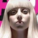 Lady Gaga, Artpop, album image, new Warhol