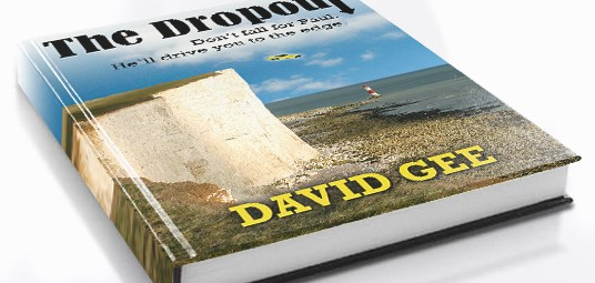 The Dropout David Gee book review polari arts and culture online magazine