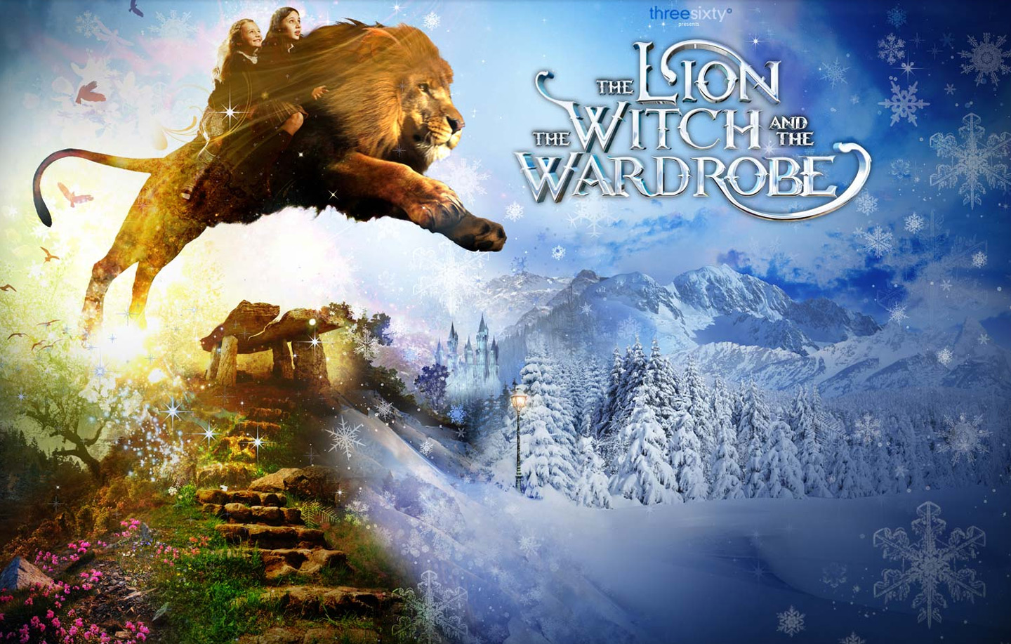 The Lion The Witch And The Wardrobe Rupert Goold Michael Fentiman