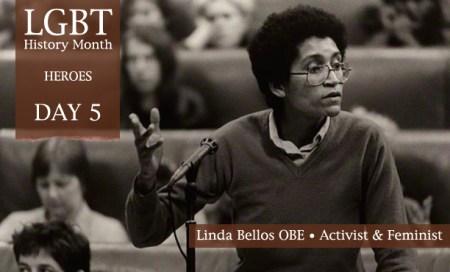 Linda Bellos, LGBT History Month Heroes 2012