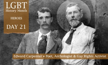 Edward Carpenter, LGBT History Month Heroes 2012, Polari Magazine