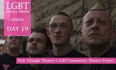 Pink Triangle Theatre, LGBT History Month Heroes 2012, Polari Magazine