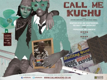 Call Me Kuchu Film Poster