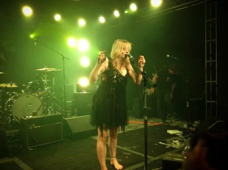 Courtney Love, Sundance Film Festival