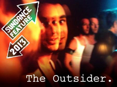 The Outsider, Travis Mathews, Sundance