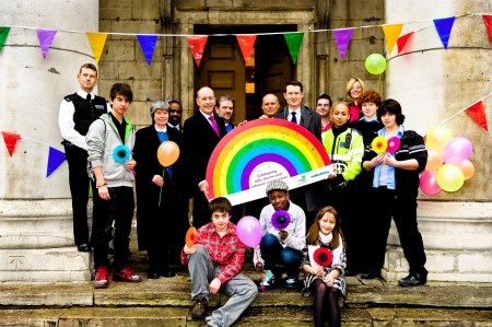 LGBT History Month, Stoke Newington School