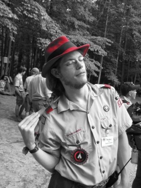 Walter Thomas Beck Scout