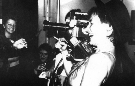 Barbara Hammer, Interview