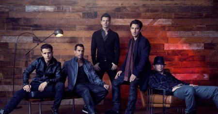 NKOTB, New Kids On The Block