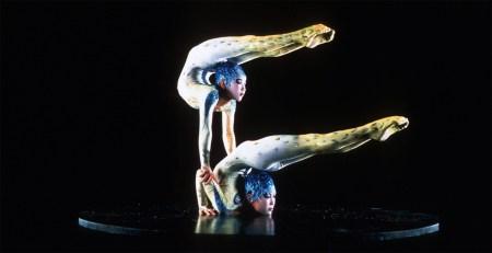 Alegria Contortionists, Cirque de Soleil, Review, Polari Magazine