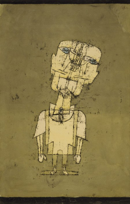 Ghost Of A Genius, Paul Klee, Tate Modern